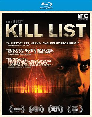 KILL LIST BY MASKELL,NEIL (Blu-Ray)